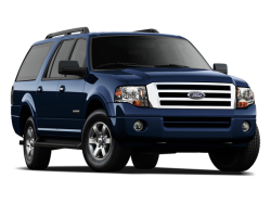 2012 FORD EXPEDITION XLT - Front View