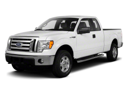 USED 2012 FORD F-150 XLT Dickinson North Dakota - Front View