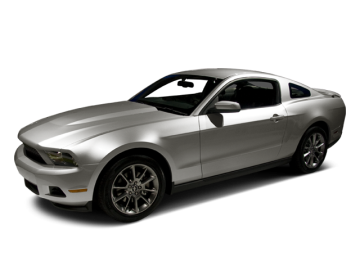 2012 FORD MUSTANG  - Front View