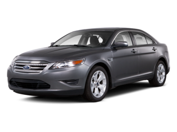 2012 FORD TAURUS SEL - Front View