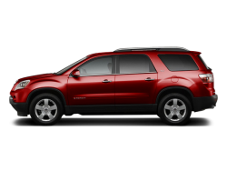 2012 GMC ACADIA  - Side View