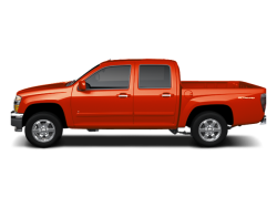 2012 GMC CANYON  - Side View