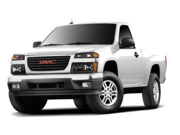 2012 GMC CANYON  - Front View