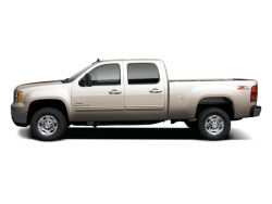 2012 GMC SIERRA 1500  - Side View