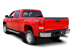 2012 GMC SIERRA 2500HD  - Rear View