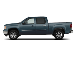 2012 GMC SIERRA 2500HD  - Side View