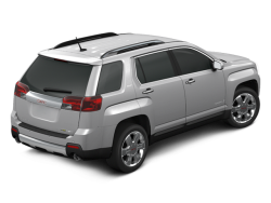 2012 GMC TERRAIN  - Rear View