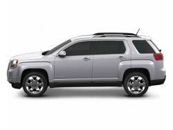 2012 GMC TERRAIN  - Side View