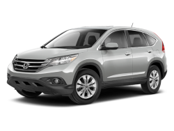 2012 HONDA CR-V  - Front View