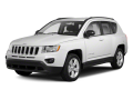 2012 JEEP COMPASS  - Front View