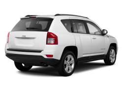 2012 JEEP COMPASS  - Rear View