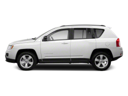 2012 JEEP COMPASS  - Side View