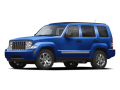 2012 JEEP LIBERTY  - Front View