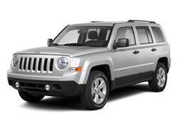 2012 JEEP PATRIOT  - Front View