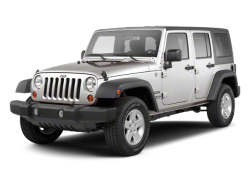 Used 2012 JEEP WRANGLER UNLIMITED Sahara Chamberlain South Dakota - Front View