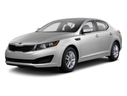 2012 KIA OPTIMA  - Front View