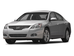 USED 2012 NISSAN ALTIMA 3.5 SR Sisseton South Dakota - Front View