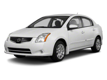 2012 NISSAN SENTRA 2.0 - Front View