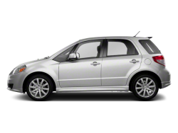 2012 SUZUKI SX4  - Side View