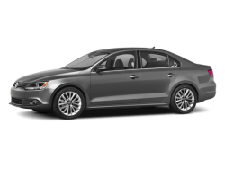 2012 VOLKSWAGEN JETTA  - Front View