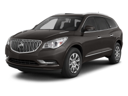 2013 BUICK ENCLAVE  - Front View