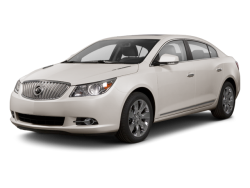 2013 BUICK LACROSSE LEATHER - Front View