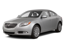 2013 BUICK REGAL  - Front View