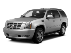 2013 CADILLAC ESCALADE  - Front View