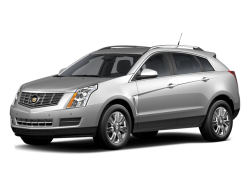 2013 CADILLAC SRX  - Front View