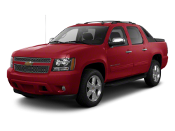 2013 CHEVROLET AVALANCHE  - Front View