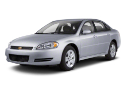 2013 CHEVROLET IMPALA 4dr Sdn LT - Front View