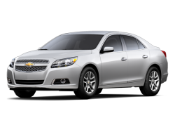 USED 2013 CHEVROLET MALIBU LT Huron South Dakota - Front View
