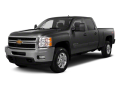 2013 CHEVROLET SILVERADO 2500HD  - Front View