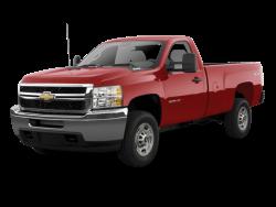 USED 2013 CHEVROLET SILVERADO 2500HD Work Truck Sioux Falls South Dakota - Front View