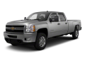 2013 CHEVROLET SILVERADO 3500HD  - Front View