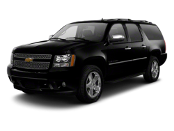 2013 CHEVROLET SUBURBAN  - Front View