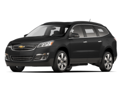 2013 CHEVROLET TRAVERSE  - Front View