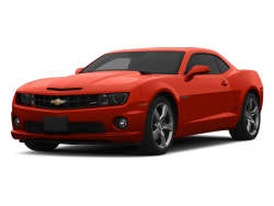 USED 2013 CHEVROLET CAMARO SS Spirit Lake Iowa - Front View