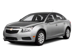 2013 CHEVROLET CRUZE  - Front View