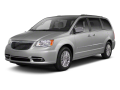 2013 CHRYSLER TOWN & COUNTRY  - Front View