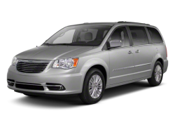 2013 CHRYSLER TOWN & COUNTRY SPORT VA - Front View