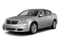2013 DODGE AVENGER  - Front View