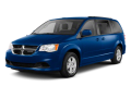2013 DODGE GRAND CARAVAN  - Front View
