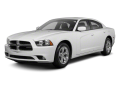 2013 DODGE CHARGER  - Front View