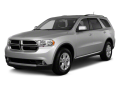 2013 DODGE DURANGO  - Front View