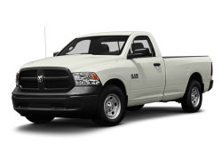 2013 RAM 1500  - Front View