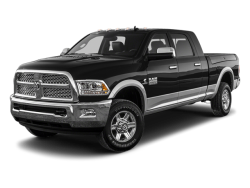 2013 RAM 2500  - Front View
