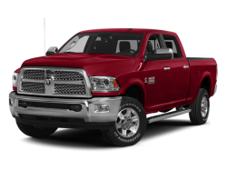 Used 2013 RAM 2500 CREW PICKUP - Front View