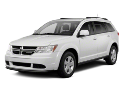 2013 DODGE JOURNEY  - Front View