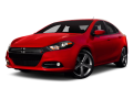 2013 DODGE DART  - Front View